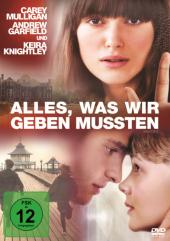Alles, was wir geben mussten, 1 DVD Cover
