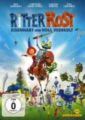 Ritter Rost, Eisenhart und voll verbeult, 1 DVD