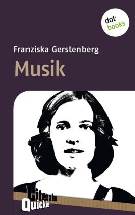 Musik - Literatur-Quickie
