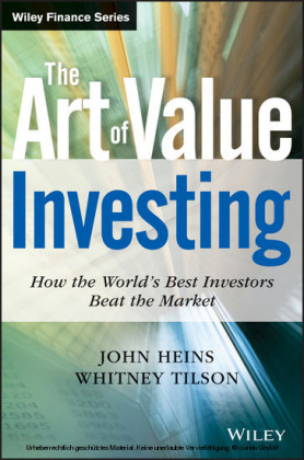 The Art of Value Investing,