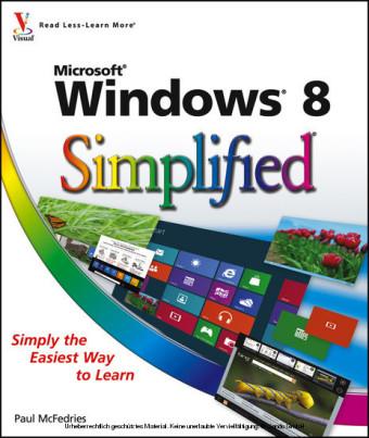 Windows 8 Simplified,