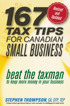 167 Tax Tips for Canadian Small Business