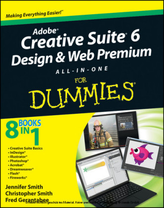 Adobe Creative Suite 6 Design and Web Premium All-in-One For Dummies,