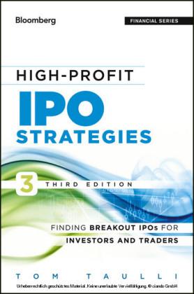 High-Profit IPO Strategies