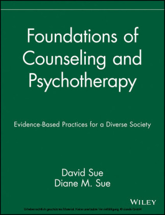 Foundations of Counseling and Psychotherapy