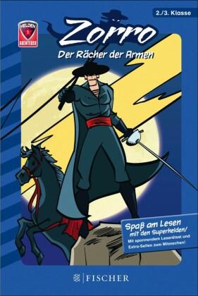 Helden-Abenteuer: Zorro - Der Rächer der Armen