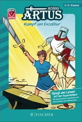 Helden-Abenteuer: König Artus - Kampf um Excalibur