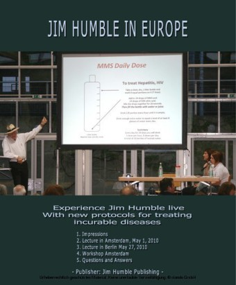 Jim Humble in Europe