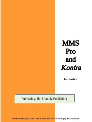 MMS Pros and Cons
