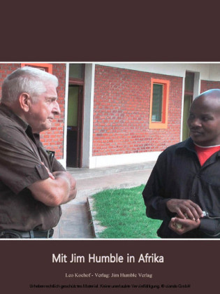 Mit Jim Humble in Afrika