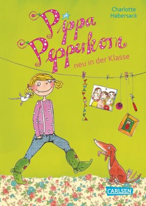 Pippa Pepperkorn: Pippa Pepperkorn neu in der Klasse