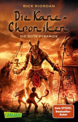 Die Kane-Chroniken - Die rote Pyramide