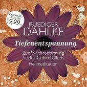 Tiefenentspannung zur Synchronisierung beider Gehirnhälften, 1 Audio-CD Cover