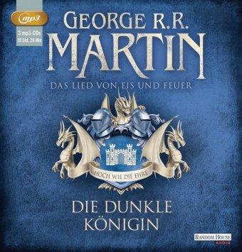 Das Lied von Eis und Feuer - Die dunkle Königin, 3 Audio-CD,