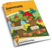 Grammatik 3. Klasse Cover