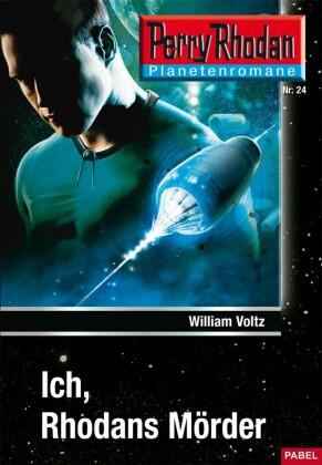 Planetenroman - Ich, Rhodans Mörder