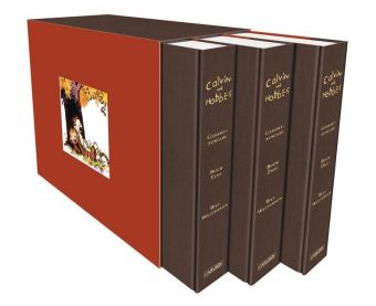 Calvin und Hobbes Gesamtausgabe, 3 Bände