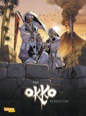 Okko - Das Buch des Feuers Cover