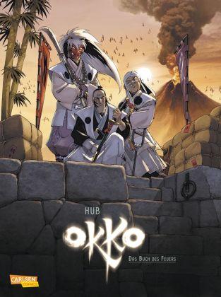 Okko - Das Buch des Feuers