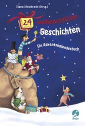 24 weihnachtliche Geschichten. Ein Adventskalenderbuch Cover