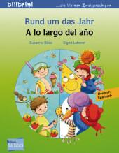 Rund um das Jahr, Deutsch-Spanisch;A lo largo del ano Cover