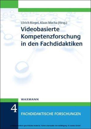 Videobasierte Kompetenzforschung in den Fachdidaktiken