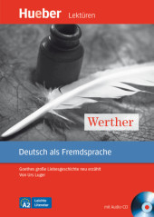 Werther, m. Audio-CD Cover