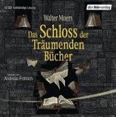 Das Schloss der Träumenden Bücher, 12 Audio-CDs