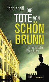 Die Tote von Schönbrunn Cover
