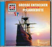 Entdecker / Polargebiete, 1 Audio-CD Cover