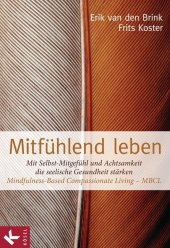 Mitfühlend leben Cover