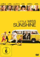 Little Miss Sunshine, 1 DVD