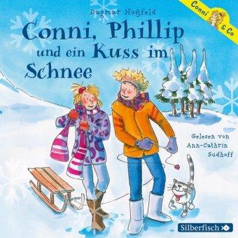 Conni, Phillip und ein Kuss im Schnee, 2 Audio-CDs