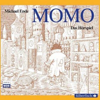 Momo, 3 Audio-CDs