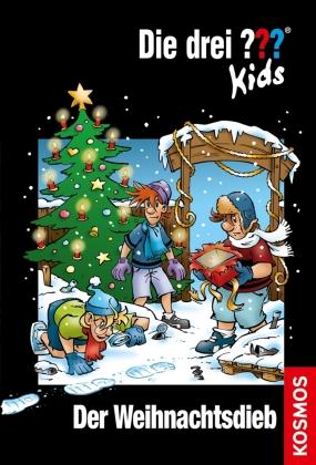 Die drei ??? Kids - Der Weihnachtsdieb