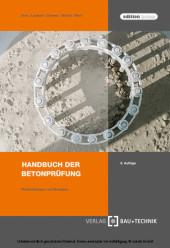 Handbuch der Betonprüfung
