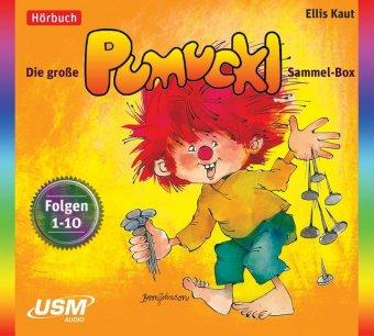 Die große Pumuckl Sammel-Box, 10 Audio-CDs