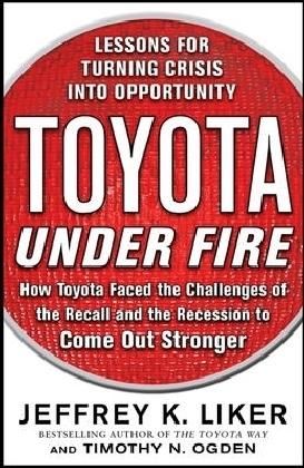 Toyota Under Fire