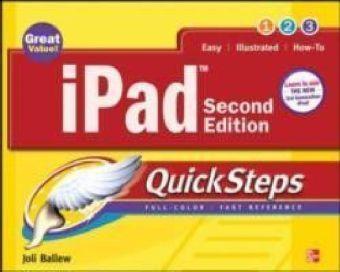 iPad QuickSteps, 2nd Edition