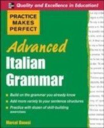 PMP ADVNCE ITALIAN GRAMMR EB