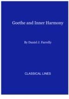 Goethe and Inner Harmony