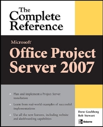 Microsoft(R) Office Project Server 2007