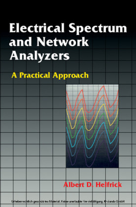 Electrical Spectrum & Network Analyzers