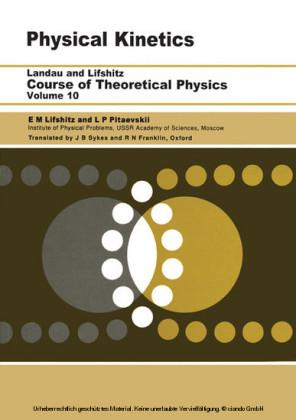 Physical Kinetics