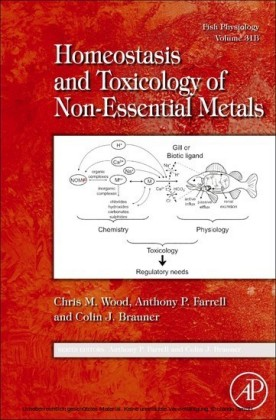 Fish Physiology: Homeostasis and Toxicology of Non-Essential Metals
