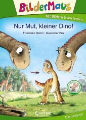 Nur Mut, kleiner Dino! Cover