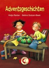 Adventsgeschichten Cover