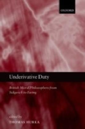 Underivative Duty