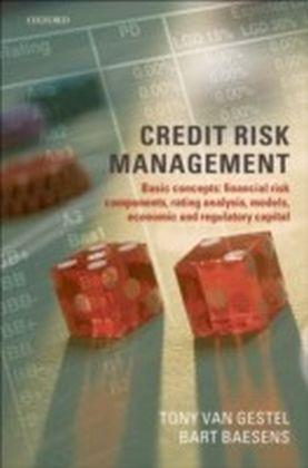 Credit Risk Management Basic Concepts