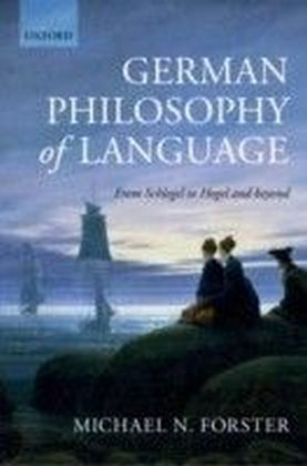 German Philosophy of Language